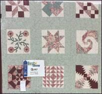 Photo provided                                ABOVE: Best of Show Quilt - made by Artie McFarland from Newcastle.