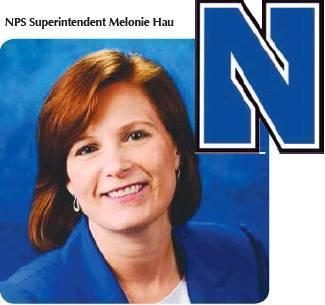 NPS Superintendent Melonie Hau