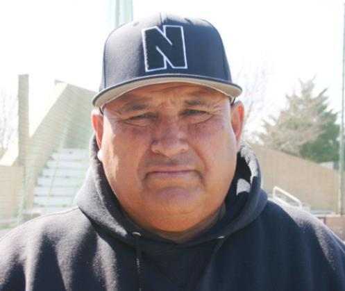 Head Coach Mike Crossley