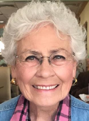 Kathryn Joan Irwin
