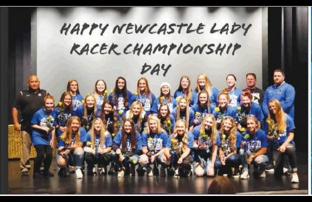 NEWCASTLE LADY RACER CHAMPIONSHIP DAY!