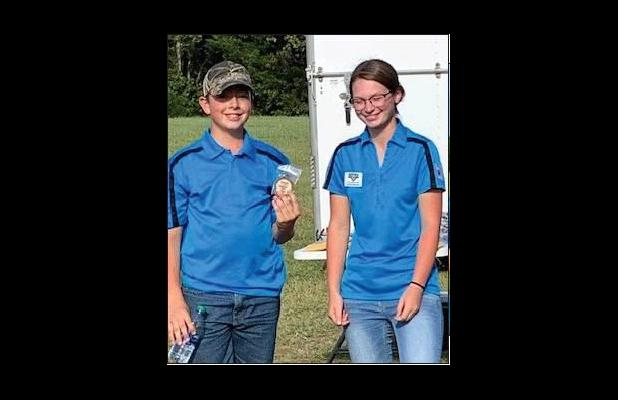 Archery team medals, heading to championship competition