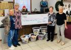 Newcastle Senior Citizens Center recipient of generous donation