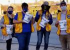 Successful day for Lions Club Fill the Bucket fundraiser