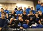 Wrestlers successfully start regular season