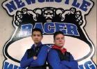 Dual duelers celebrate Senior Night